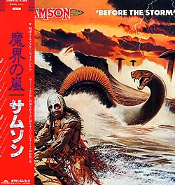 Samson- Before The Storm