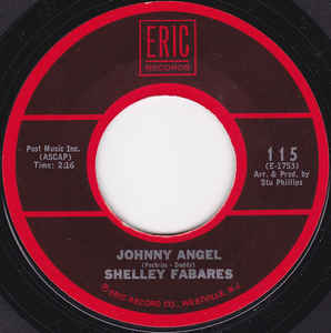 Shelley Fabares- Johnny Angel/ Johnny Loves Me