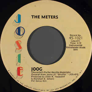 The Meters- Hand Clapping Song