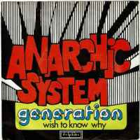 Anarchic System- Generation/ Wish To Know Why