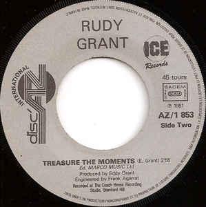 Rudy Grant- Woman