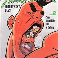 Anibal 5.  tome 2:Chair d'orchidée pour le Cyborg de Alexandro Jodorowsky & Georges Bess