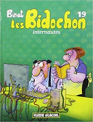 Les Bidochon, Tome 19 : Internautes de Binet