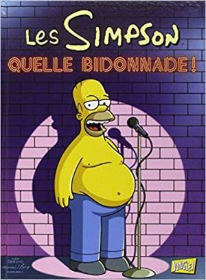 Les Simpson, Tome 3 : Quelle bidonnade ! de Matt Groening