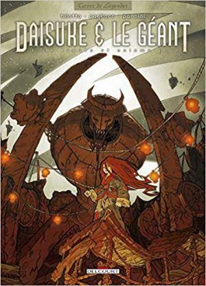 Daisuke & Le Géant, Tome 1 : Le trente et unième jour de Alessandro Bilotta , Alberto Pagliaro & Lorenzo Pancini