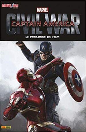 Marvel Saga, Hors-série N° 8 : Captain America : Civil War Prelude