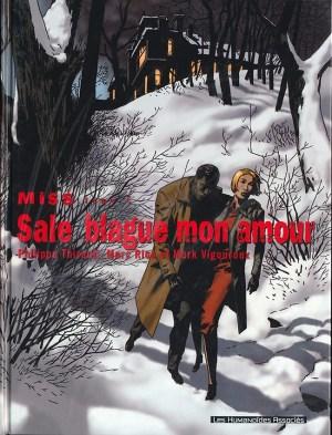 Miss: tome 4: Sale blague mon amour de Philippe Thirault, Marc Riou & Mark Vigouroux