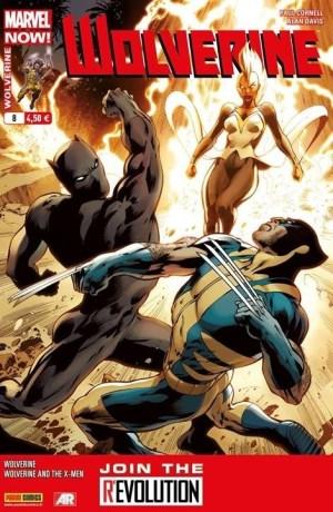 Wolverine tome 8: la Saga des damnés de  Paul Cornell et Alan Davis