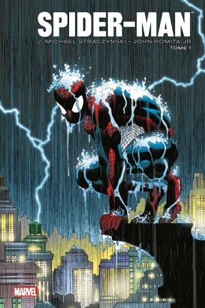 Spider-Man tome 1:  Spider-Man de Joe Michaël Straczynski etJohn Romita Jr.