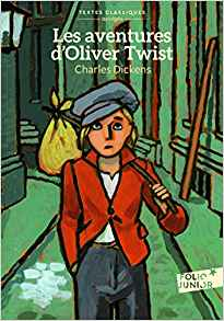 Les aventures d'Oliver Twist de Charles Dickens