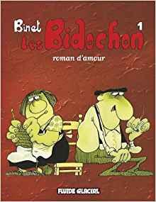 Les Bidochon, tome 1 : Roman d'amour de Binet