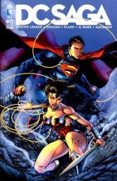 DC Saga, tome 15 de Johns