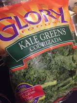 Purchase your kale