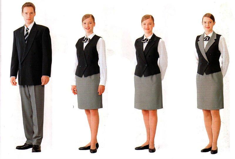 Corporate Work Uniforms Women