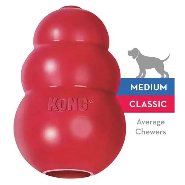 miglior Giocattolo per cani kong classico 2020