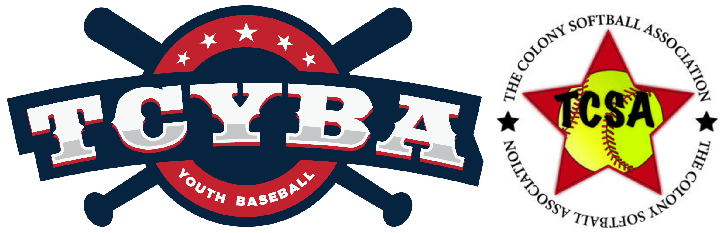 TCYBA-baseball-and-softball-logos
