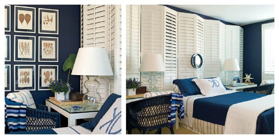 Color Roundup: Using Navy Blue in Interior Design - The ...