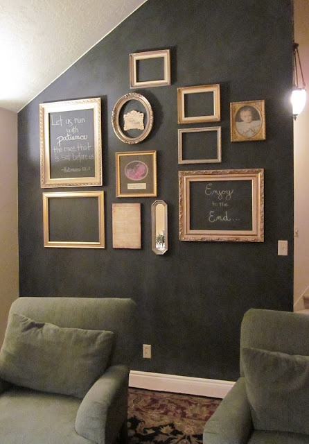 Chalkboard Quotes Reflection
