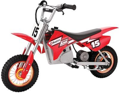 razor MX400 dirt rocket