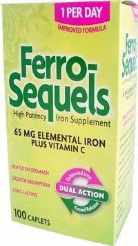 cheap iron supplement