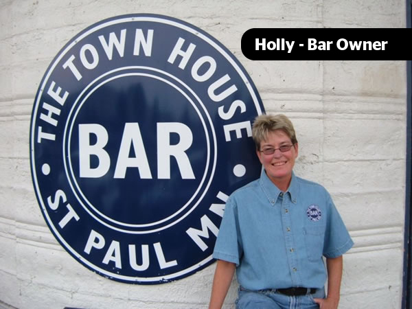 Exploring St. Paul's oldest LGBT bar: The Townhouse