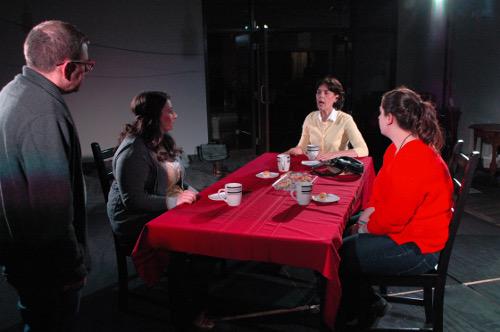 Spotlight on the Arts: Uprising Theatre Company