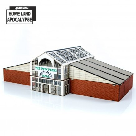 Homeland Apocalypse: Twin Peaks Shopping Mall Collection