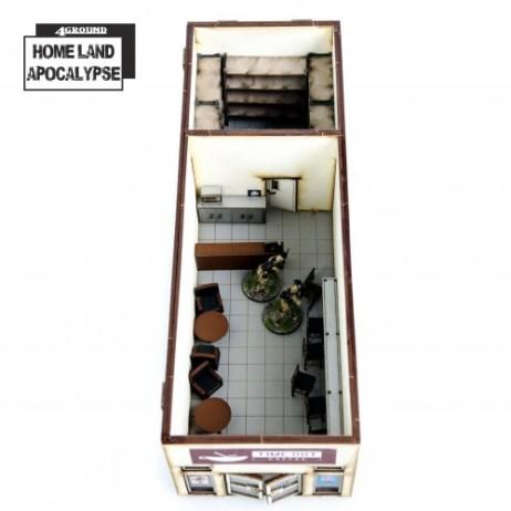 Homeland Apocalypse: Twin Peaks Shopping Mall Shop #5