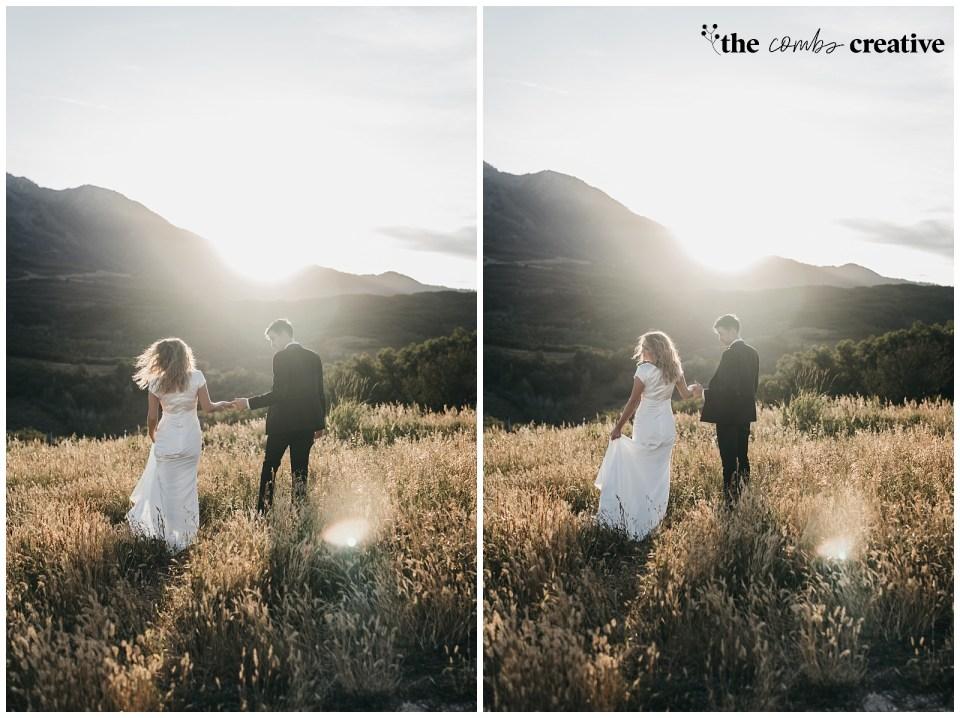 Mountain Wedding in Utah