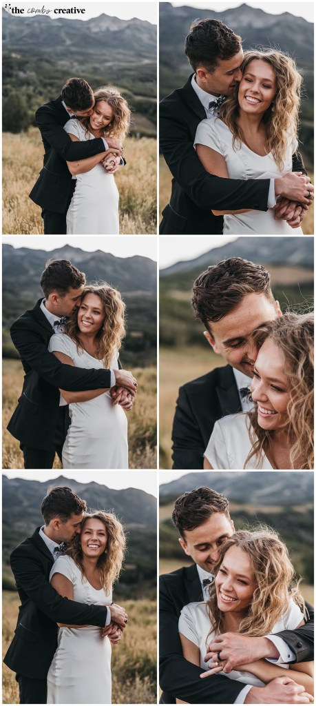 Summer Elopement in Utah