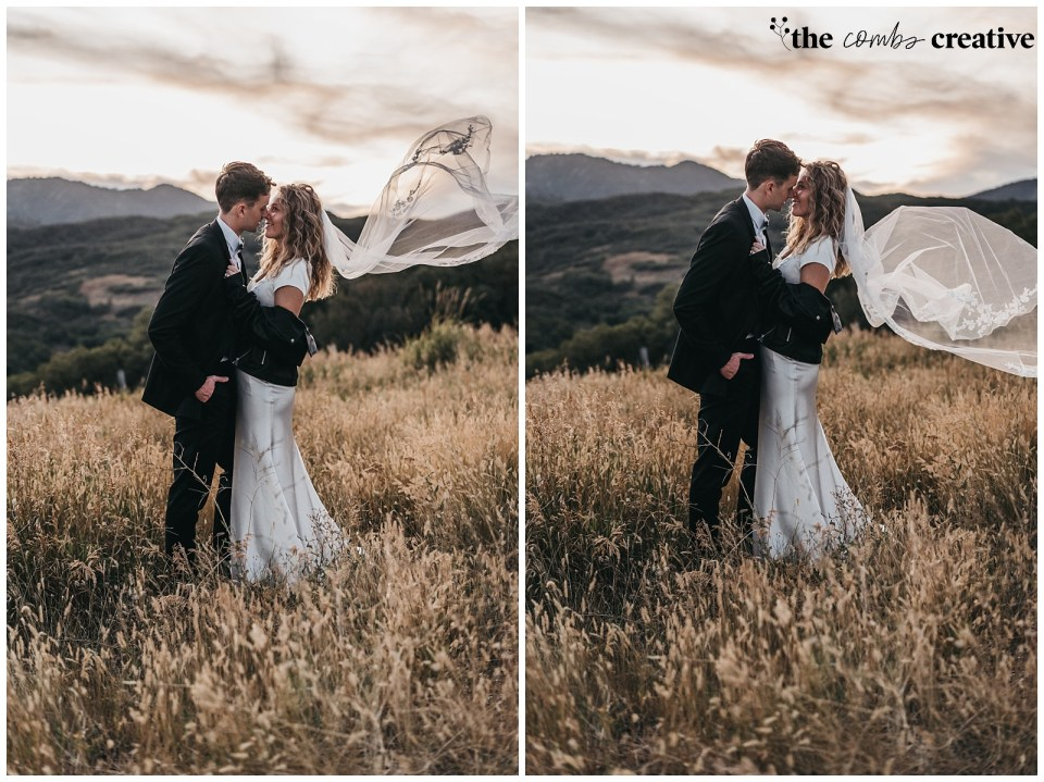 Modern Utah Elopement Ideas