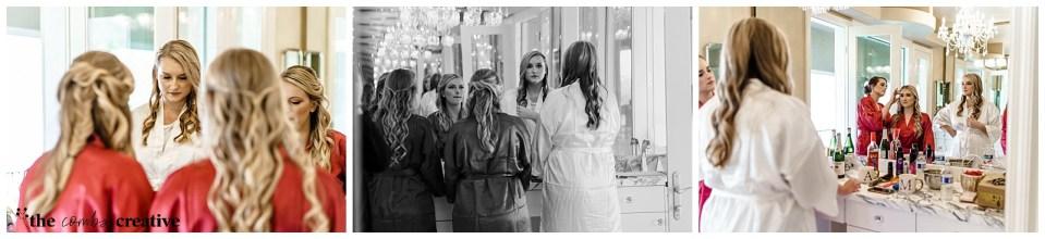 Bride Getting Ready | Las Vegas Wedding