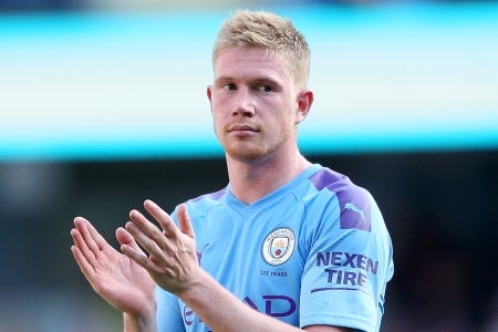Being In Quarantine With Family Has Convinced Manchester City's Kevin De  Bruyne To Extend His Playing Career