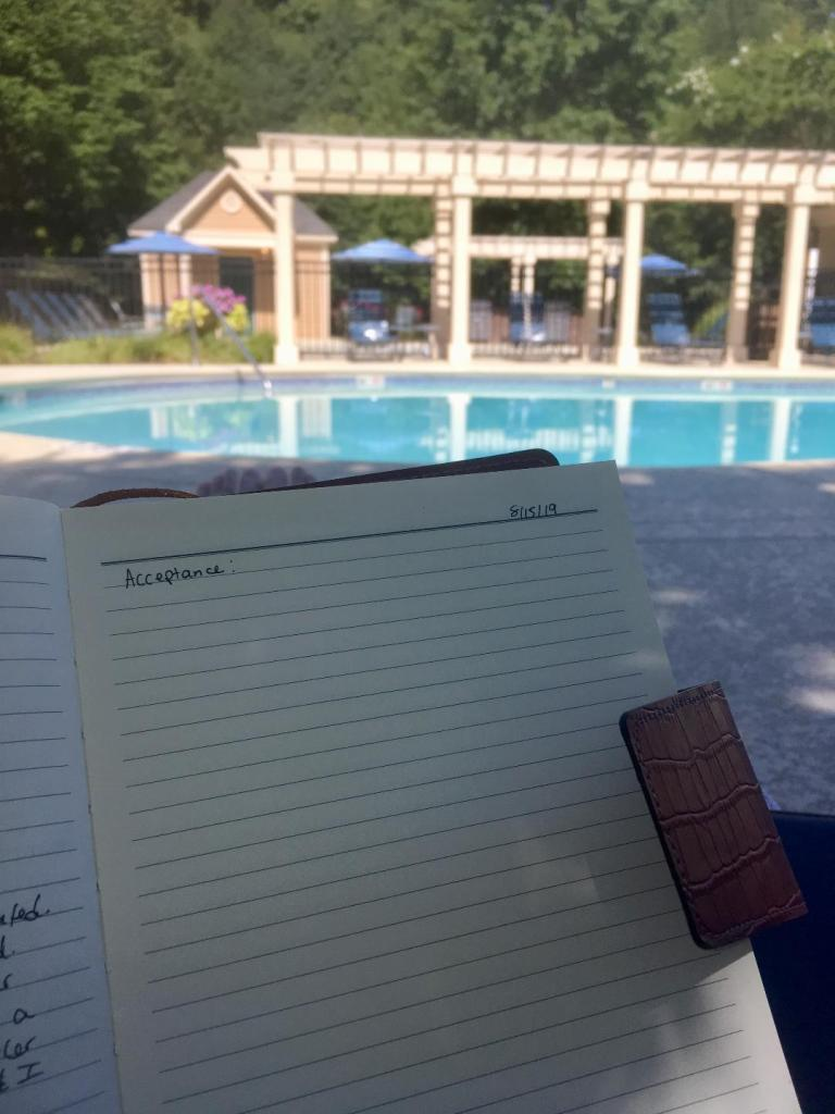 acceptance journal