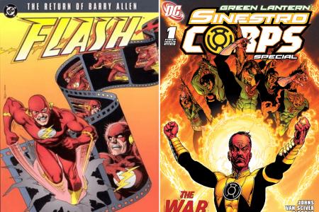Best DC Comics