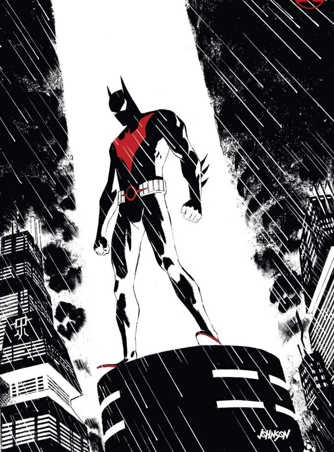 batman beyond #24 variant