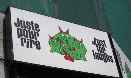 """Newer than New Faces? JFL Montreal debuts """"Unrepresented"""" with 10 free agent comedians"""