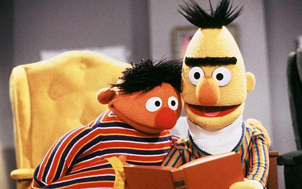 "This just in: Bert and Ernie from ""Sesame Street"" still not gay?"
