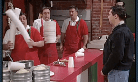 An unaired SNL sketch with Alec Baldwin, Cup Boy (Horatio Sanz) and Plate Boy (Jimmy Fallon)