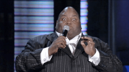 How lazy is lazy? Lavell Crawford tests the limits on Lopez Tonight