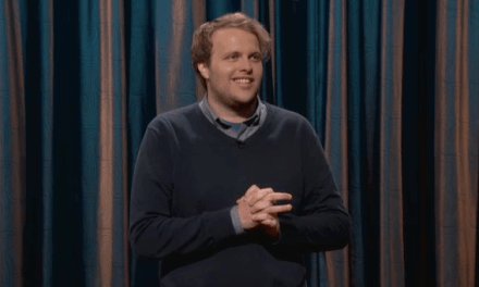 On Conan, Sean O'Connor reveals his sexual discomfort