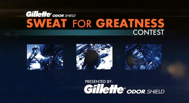 [Sponsored Post] Vote for SI's best Gillette Sweat For Greatness story