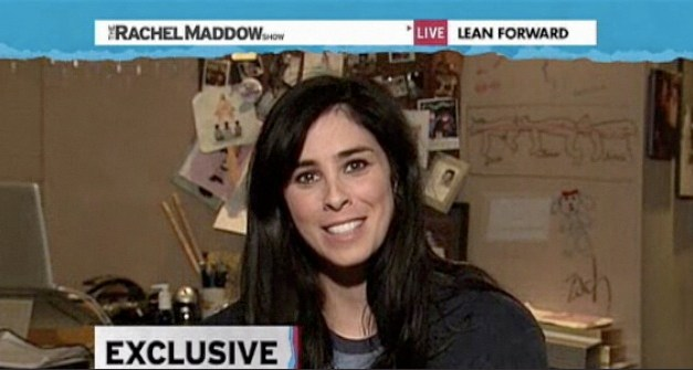 "Sarah Silverman explains motives for her ""Live from N*****head"" show in Austin on Nov. 1"