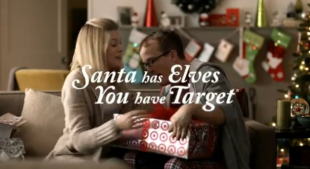 watch chris gethard in a target christmas commercial and pre order his book the comics comic - Christmas Commercials