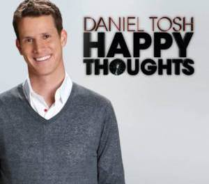 "Daniel Tosh, ""Happy Thoughts"" (CD/DVD)"