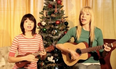 """Scary F**ked Up Christmas"" by Garfunkel and Oates (with Santa Doug Benson)"