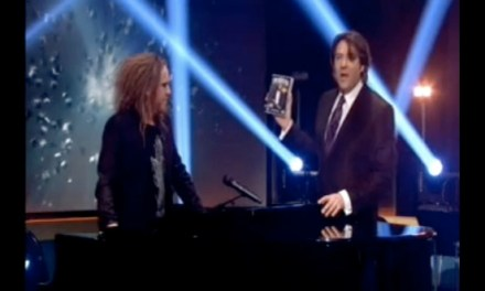 "The Tim Minchin ""Woody Allen Jesus"" song that ITV's Jonathan Ross Show wouldn't show you"
