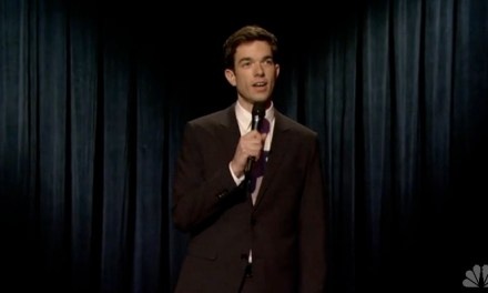 John Mulaney on Late Night with Jimmy Fallon