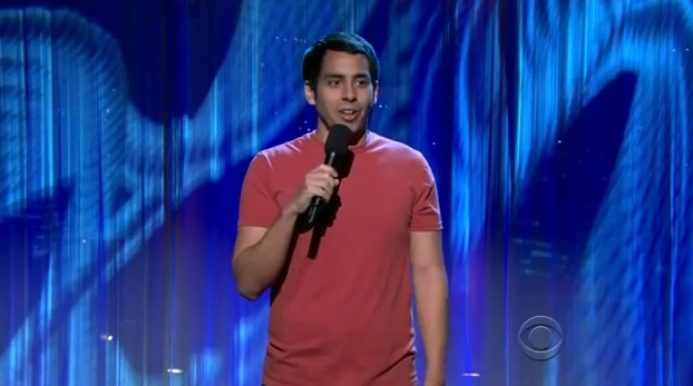 Ramin Nazer's TV debut on Late Late Show with Craig Ferguson