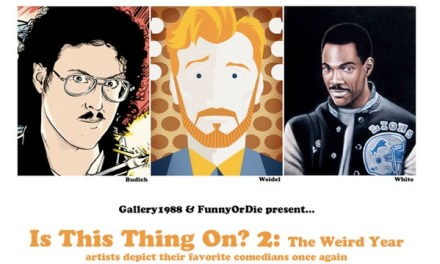 "Gallery1988 exhibits ""Is This Thing On? 2: The Weird Year"" in L.A."